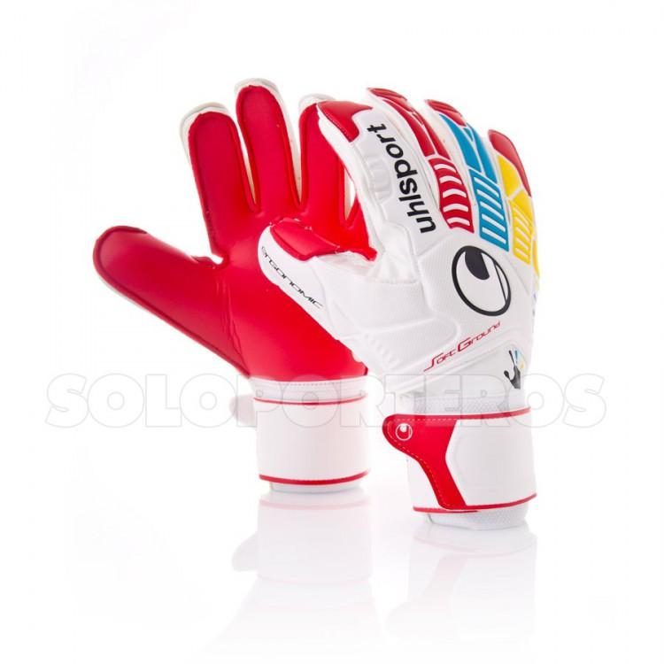Guante Jr Ergonomic Wir Tun Starter Soft Euro 2012 - UH100.0343