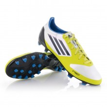 Boot  adidas F30 TRX AG White-Lime