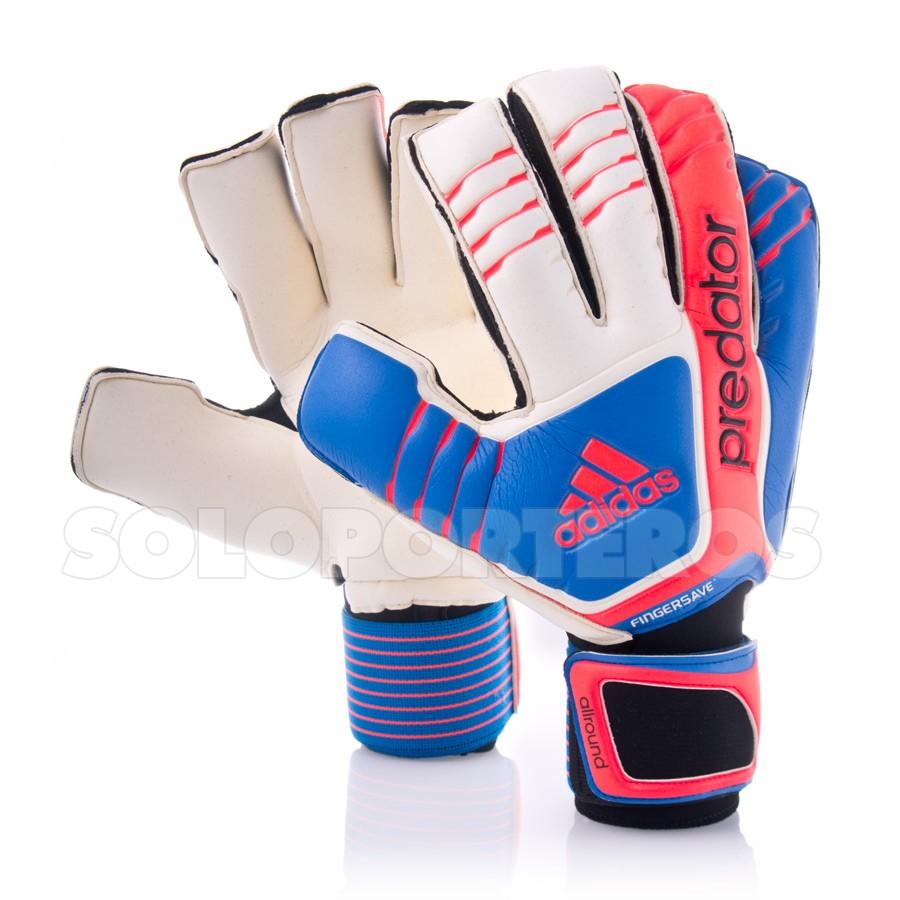 Adidas Goalkeeper Gloves Fingersave Allround adidas fs allround