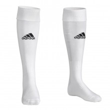 Football Socks  adidas Santos 12 White-Black