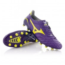 Boot  Mizuno Morelia Neo MD Purple-Yellow