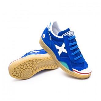 Chaussure  Munich Jr Gresca Bleu