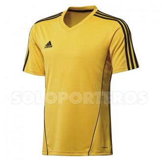 Camisola  adidas Estro Amarelo-Preto