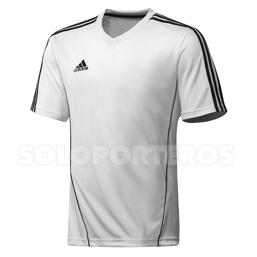 laberinto Cuerpo Velas  camiseta adidas blanca y verde