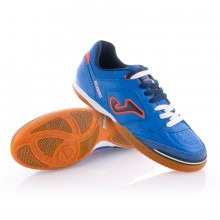 Chaussures  Joma Top Flex Bleu-Noir-Orange