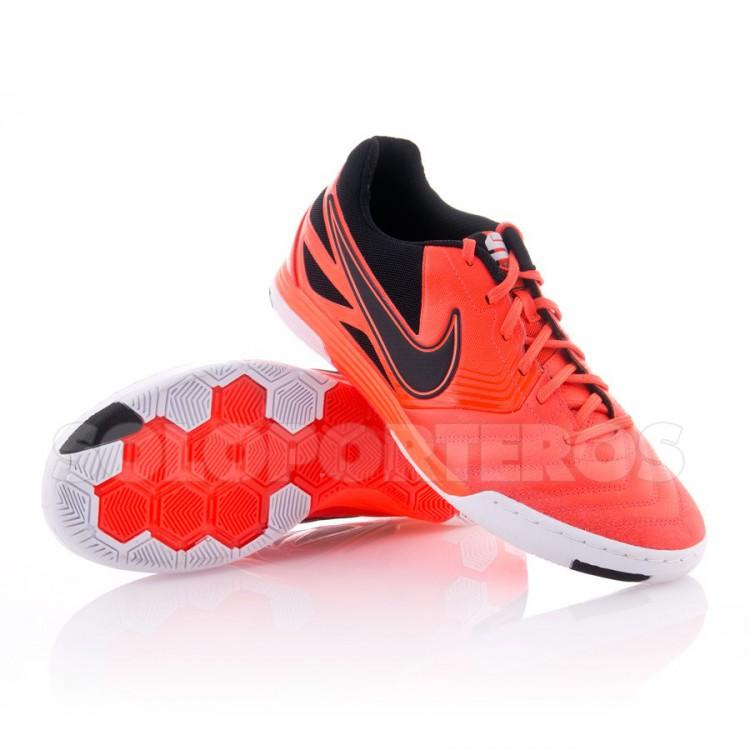 Zapatilla Nike5 Lunar Gato Naranja-Negra - NI415124.601