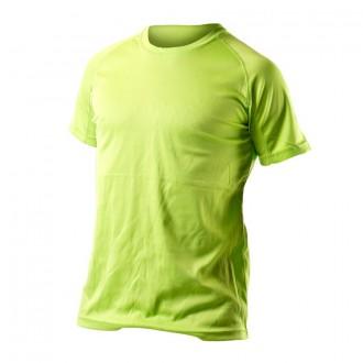 Camiseta  Valento Tecnica Verde Manzana
