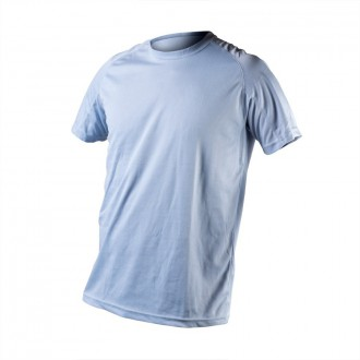 Camiseta  Valento Tecnica Celeste