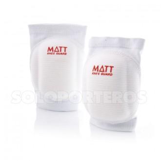Joelheira  Matt Matt Protector Blanco Branco
