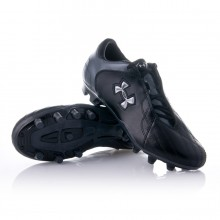 Bota  Under Armour Striker II FG Negra