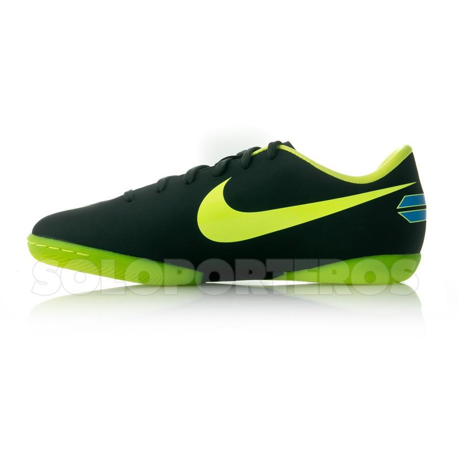 Zapatillas Nike Mercurial Verdes