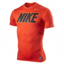 Maillot  Nike Core Compresion Orange