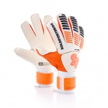 Guante  Soloporteros Valor 209 Hardground Blanco-Naranja