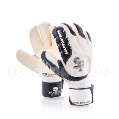Guante Pantera Oxygen Hardground Blanco-Negro - SP12.520