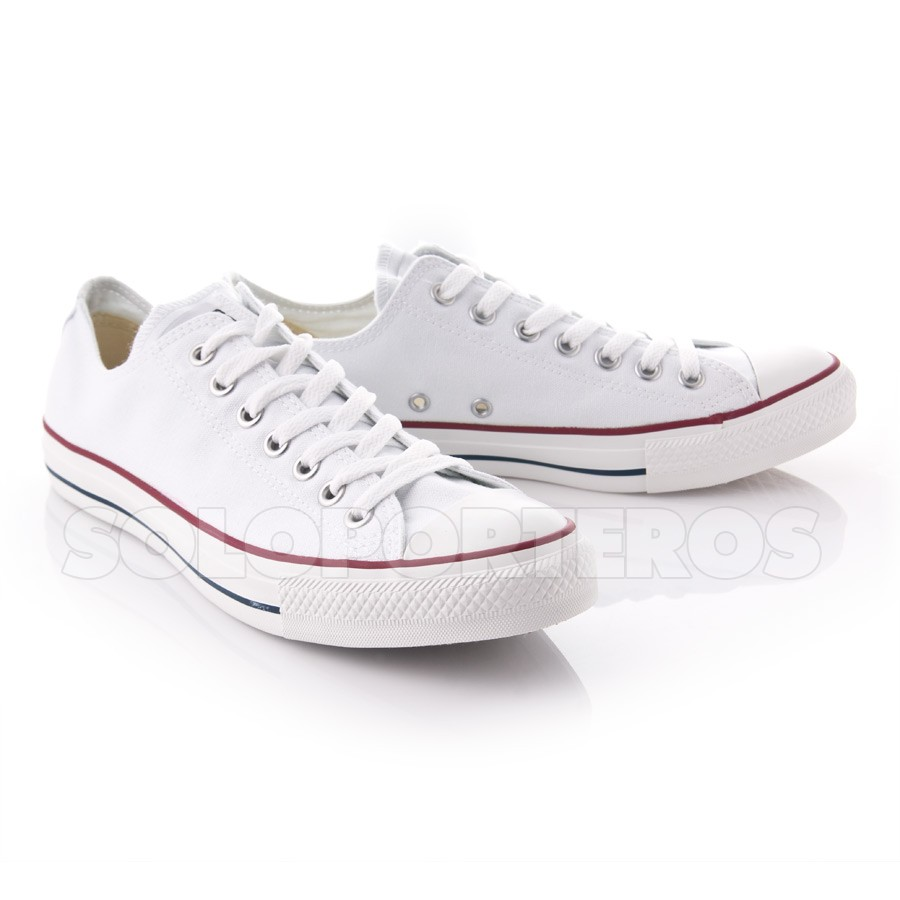 zapatillas converse all star blancas baratas