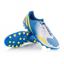 Boot  adidas Predator LZ TRX AG White-Blue-Yellow