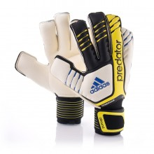 Glove  adidas Predator Fingersave Allround Black-Yellow
