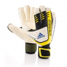 Glove  adidas Predator Fingertip Black-Yellow