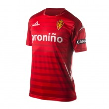 T-Shirt  Mercury Portero Real Zaragoza Red