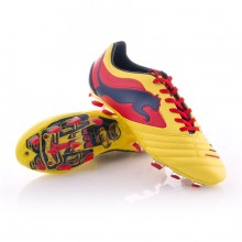 Bota  Puma PowerCat 1 Graphic FG Amarilla