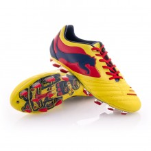 Bota  Puma PowerCat 2 Graphic FG Amarilla