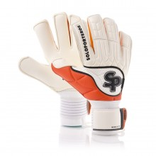 Glove  Soloporteros Mussa Elite Hibrido White-Orange