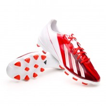 Chuteira  adidas F10 TRX HG Dark Orange