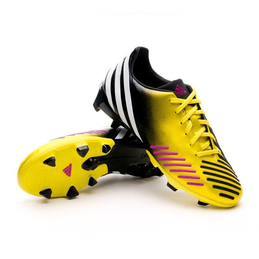adidas predator jaune
