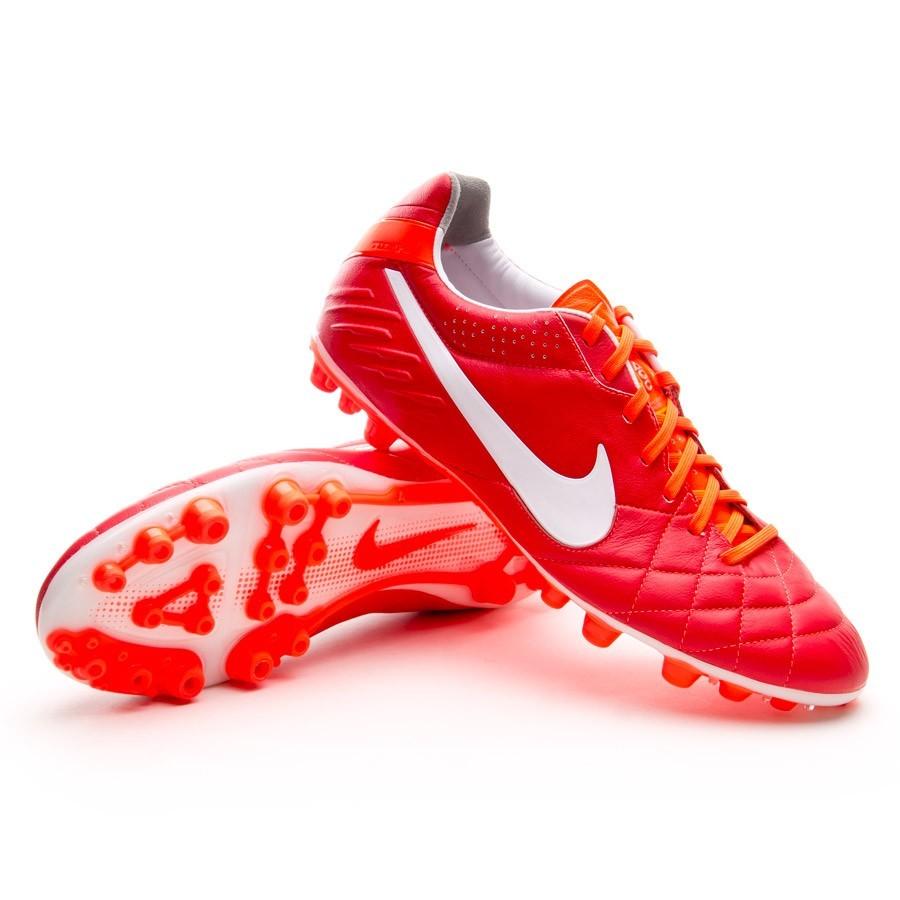 Tiempo Legend iv Red Boot Nike Tiempo Legend iv ag