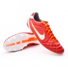Boot  Nike Tiempo Flight FG Red