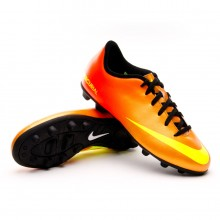 Chaussure  Nike Jr Mercurial Vortex FG-R Sunset