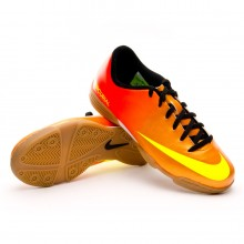 Zapatilla  Nike Jr Mercurial Vortex IC Sunset