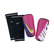 Espinillera  Nike Mercurial hard Shell Slip-IN Fireberry