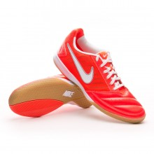 Chaussures  Nike Nike5 Gato II Orange-Blanc