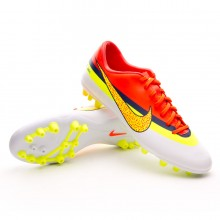 Boot  Nike Jr Mercurial Victory IV CR AG White-Volt-Mango
