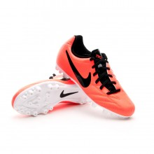 Bota  Nike Jr T90 Shoot IV AG Mango