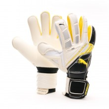 Glove  Puma King Regular Cut White-Black-Yellow