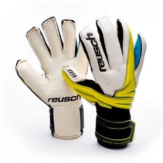 Luvas  Reusch Argos Pro Duo M1 Branco-Amarelo