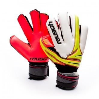 Glove  Reusch Argos Pro SG White-Red