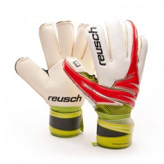 Glove  Reusch Argos SG Elite Special Rollfinger White-Red