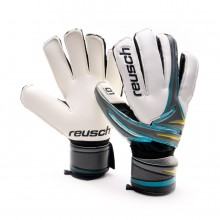 Glove  Reusch Argos Q1 White-Blue-Gray