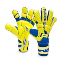 Glove  Penalty S11 Pro Fluorescent-Blue
