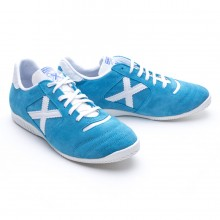 Trainers  Munich Bahia Blue-White