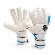 Glove  Soloporteros Mussa Strong Roll-Negativo White-Blue