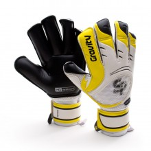Glove  Soloporteros Pantera Gravity Hardground White-Yellow