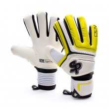 Glove  Soloporteros No Goal V Gigagrip White-Yellow