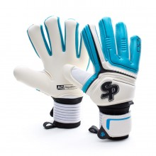 Glove  Soloporteros No Goal V Aqualove White-Blue