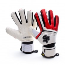 Glove  Soloporteros No Goal V Hardground White-Red