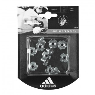 Crampons  adidas Crampons (fiches femelles) (12 x10)