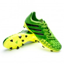 Boot  adidas Predator Absolion LZ TRX FG Green-Black-Electricity